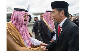 King of Saudi Arabia Visits Indonesia in Hopes of Deepening Ties
