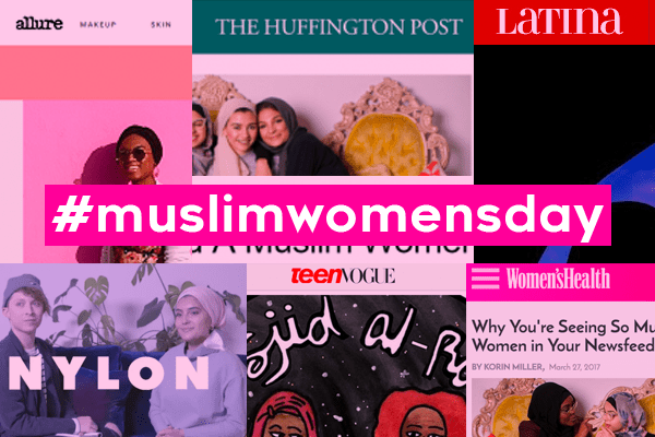 19 Mainstream Media Highlights From Muslim Women's Day