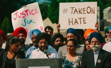 Seattle Sikh Man Shot Outside His Home