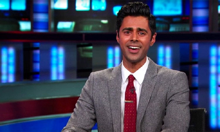 Hasan Minhaj to Host White House Correspondents' Dinner