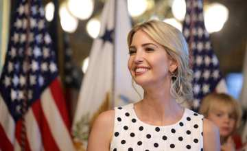 The Hypocrisy of Ivanka Trump's Female Empowerment Campaign in Saudi Arabia