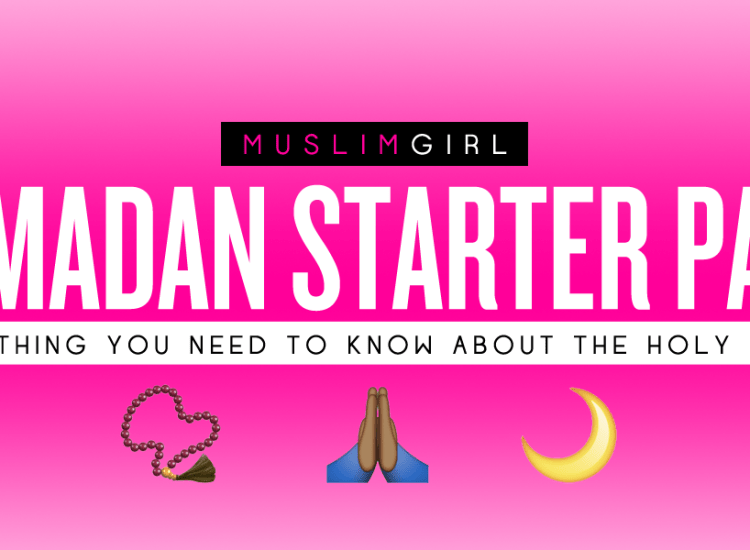 The Ramadan Starter Pack