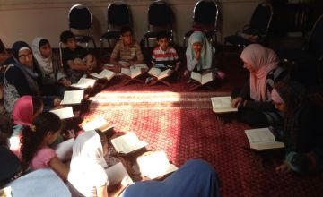 Dear Masjid Sunday School…