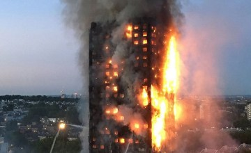 Muslims Help Tower Residents Escape During London Fire