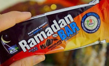 World's First Ramadan Energy Bar Designed Specifically for Fasting Muslims