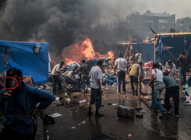 4 Years Later: A Protester Recalls the Harrowing Rabaa Massacre