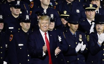 Mr. President, There's Nothing Funny About Promoting Police Brutality