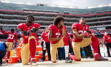 Kneeling to Stand Up for What You Believe In