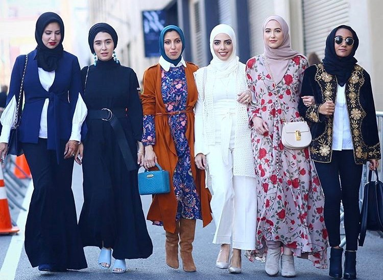 30+ of Our Fave Modest Street Style Looks From NYFW: Day 1 & 2