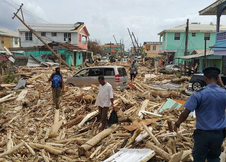 Help Dominica Recover from Hurricane Maria Devastation