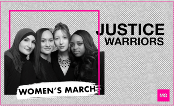 #MGTop8: The Women's March Are Ultimate Squad Goals
