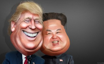 A Quick Breakdown of What's Transpired Between Donald Trump and Kim Jong Un