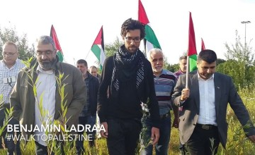 Swedish Peace Activist Denied Entry to Palestine by Israel
