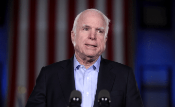 "The ""Arab"" Comment:  Let's Not Forget John McCain Was a Racist War Criminal"