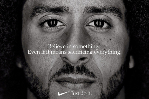"Nike's ""Just Do It"" Campaign Causes Outrage and Ovations"