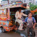 The Rickshaw Project: Providing Economic Stability for Differently-Abled Individuals