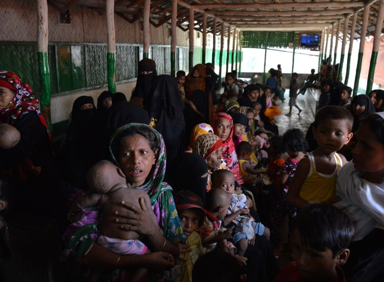 How the World Forgot the Rohingya Genocide