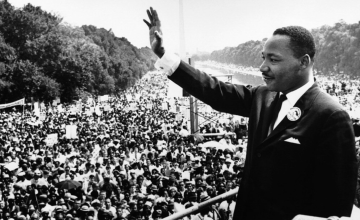 Can We Change the World Like MLK Did?
