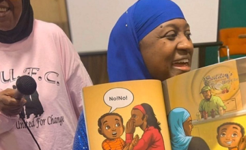 This Muslim Author Tackles Sexual Abuse Through Education