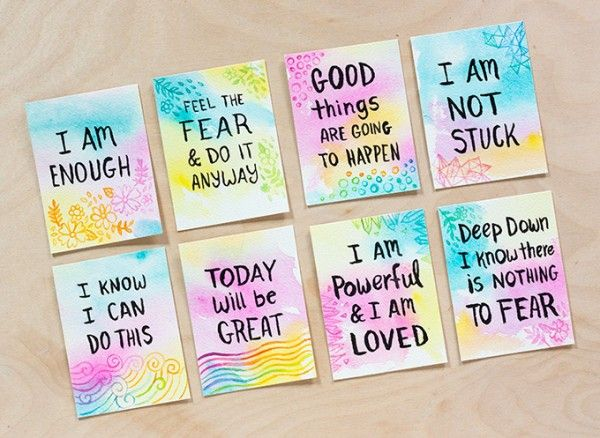 11 Affirmations That Will Change Your Life Today (And Why They Work!) thumbnail