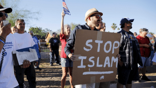 Imported Hate: Muslims Continue To Face Islamophobia thumbnail
