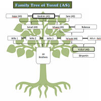 Yusuf (AS) - Family Tree