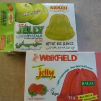 J for Jello