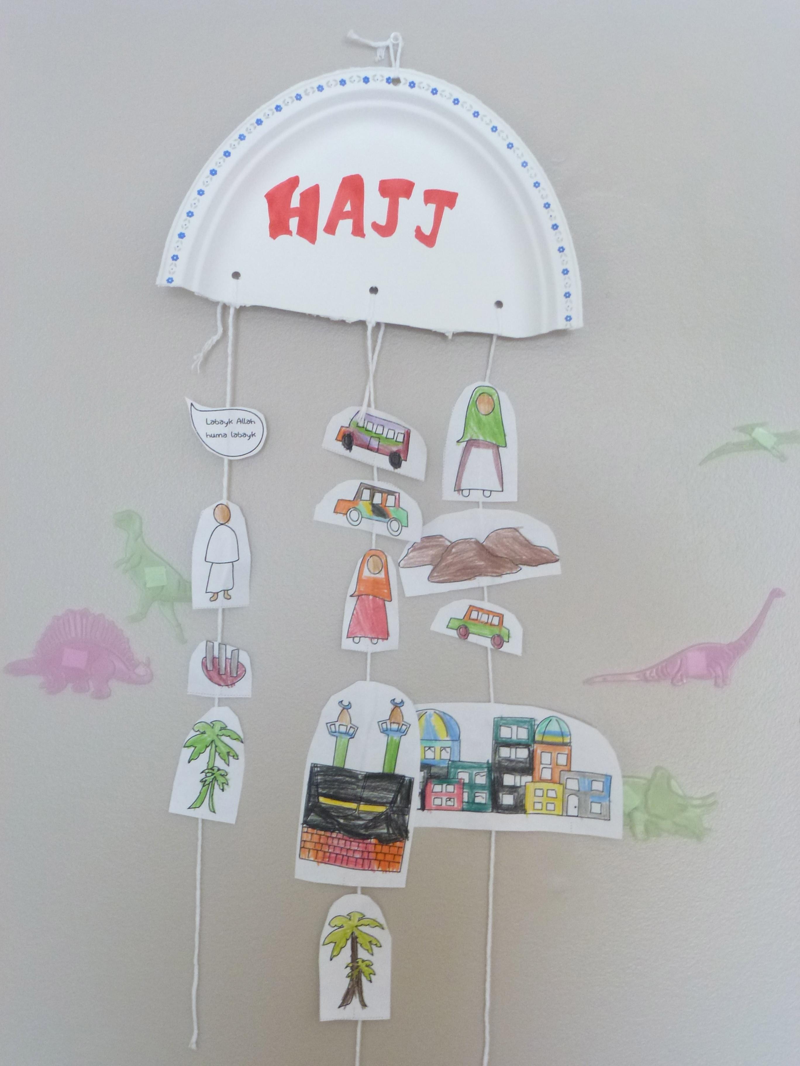 Craft Ideas For Muslim Kids