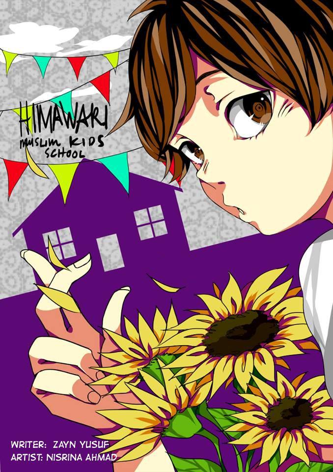 himawari cover