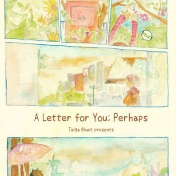 A Letter for you; Perhaps_cover