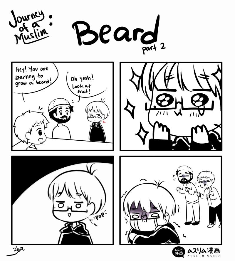 beard part 2