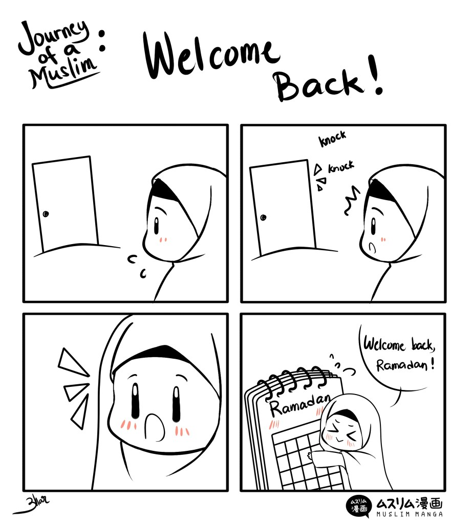journey of a muslim ramadan special welcome back