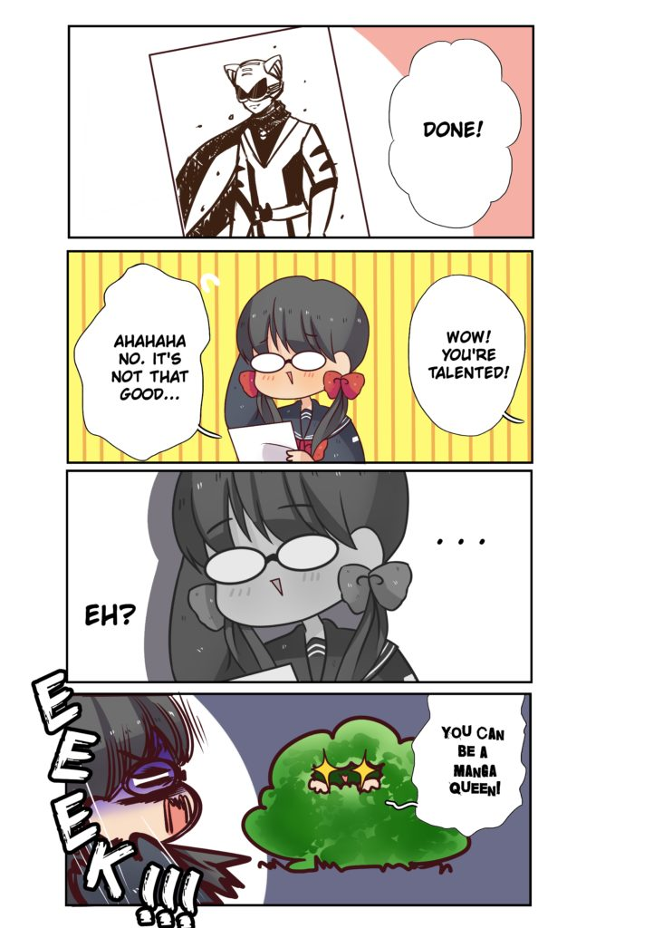 manga queen