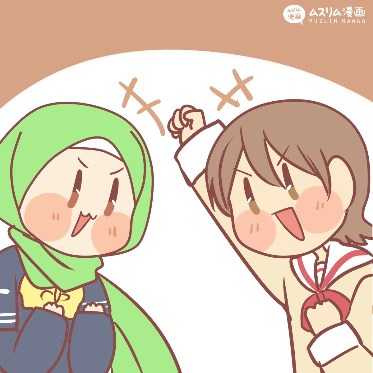 aya and nichijou