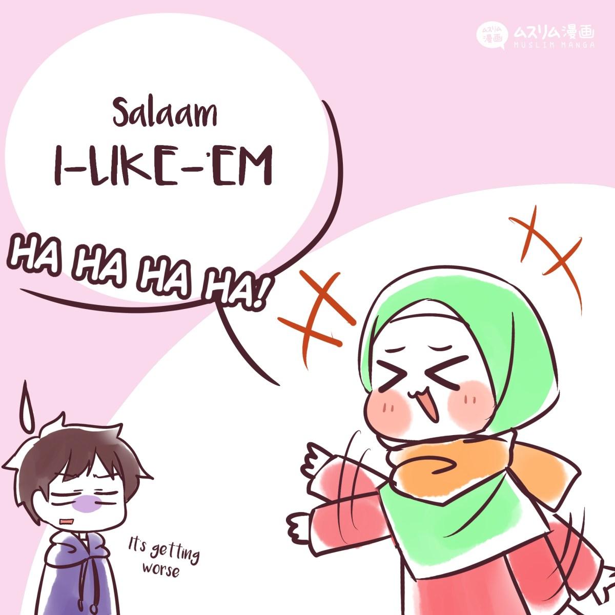 Fun Puns: Salam 2