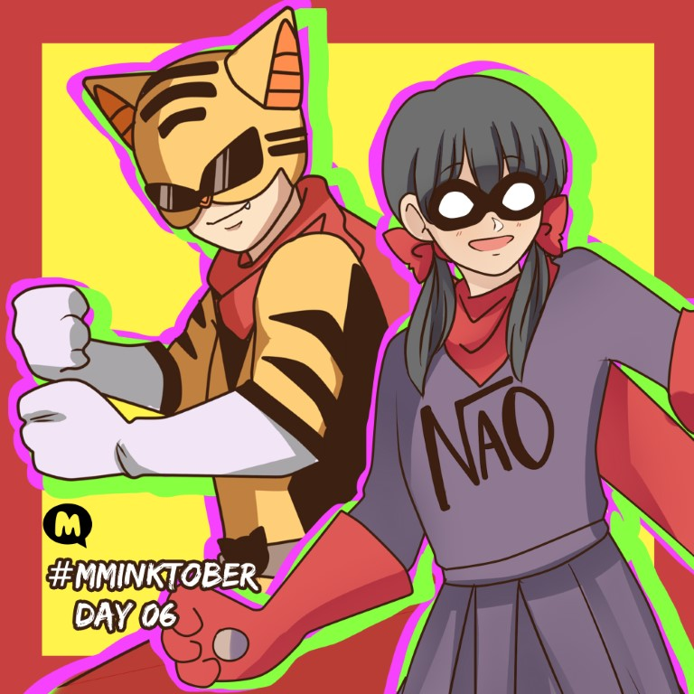 Day 06: Nekoman and Super Nao