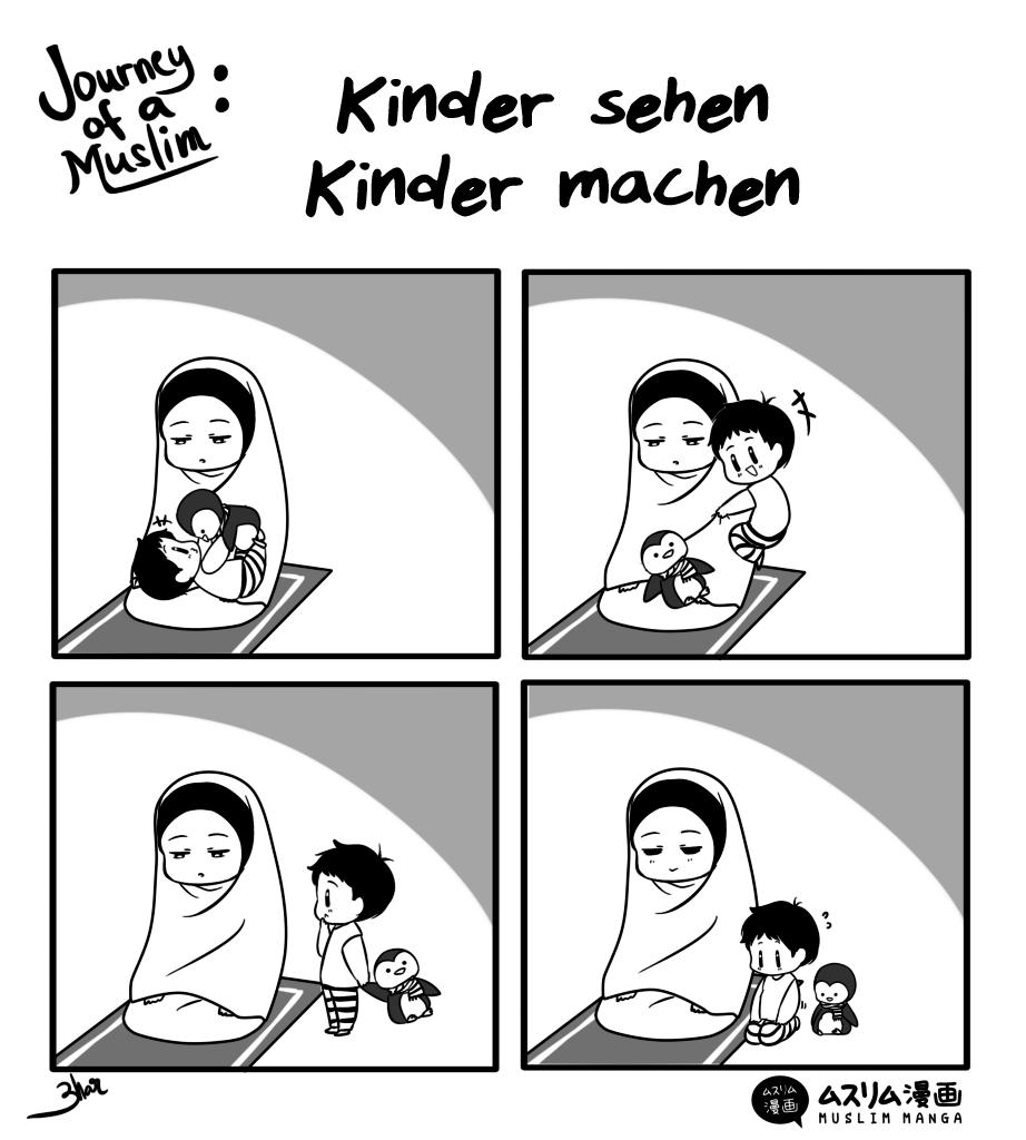 kinder sehen kinder machen