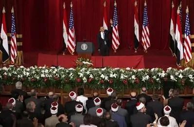 Image result for obama cairo speech