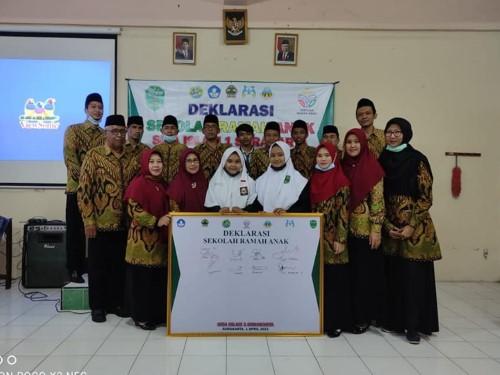 Prestasi SMA 1 Islam Surakarta