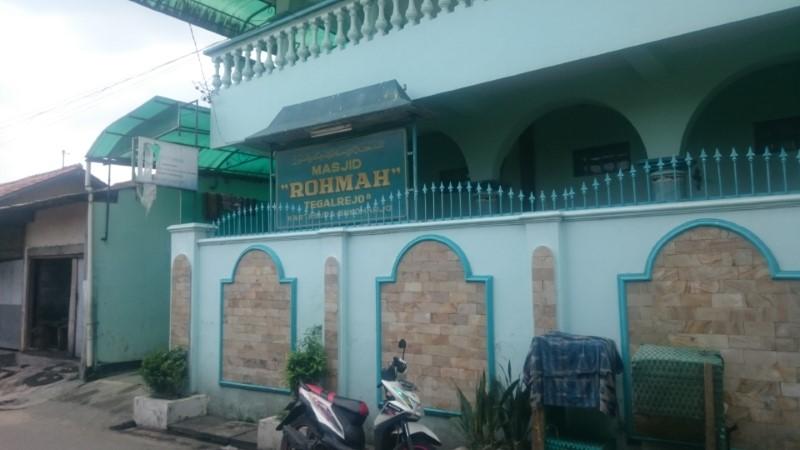 Review Masjid Rohmah Pasar Kartasura Tegalrejo Kartasura
