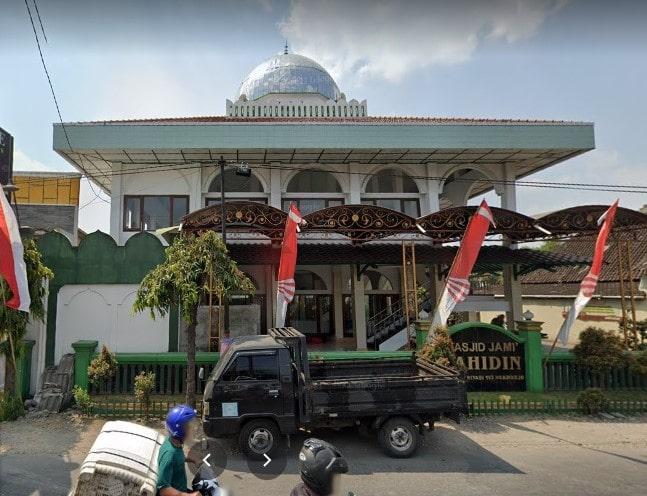 Review Masjid Zahidin Kartasura