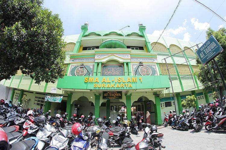 Sejarah Smalsa Sma 1 Islam Surakarta
