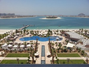 Hotel Review: Waldorf Astoria Palm Jumeirah Dubai