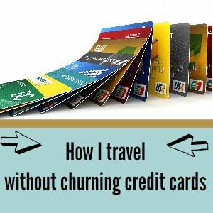 airmiles credit card churning