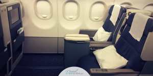 Gulf Air A320 and A321 Abu Dhabi / Bahrain / Jeddah business class review