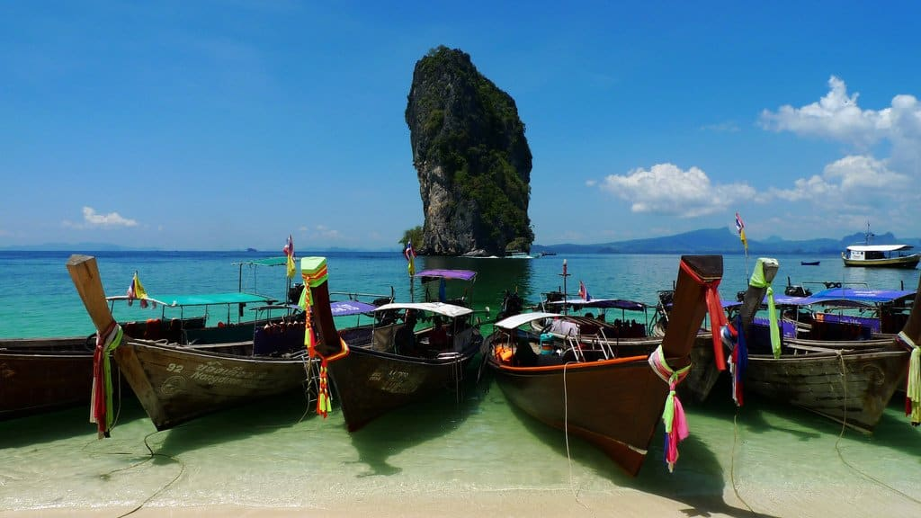 4 Amazing Muslim friendly honeymoon destination in Thailand