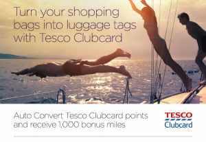 Tesco ClubCard Promotion for Virgin and Avios Vouchers