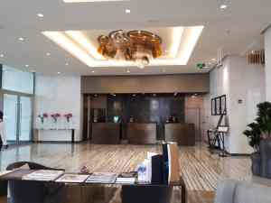 Hotel Review Marriott Downtown Abu Dhabi, Price & Location are perfect