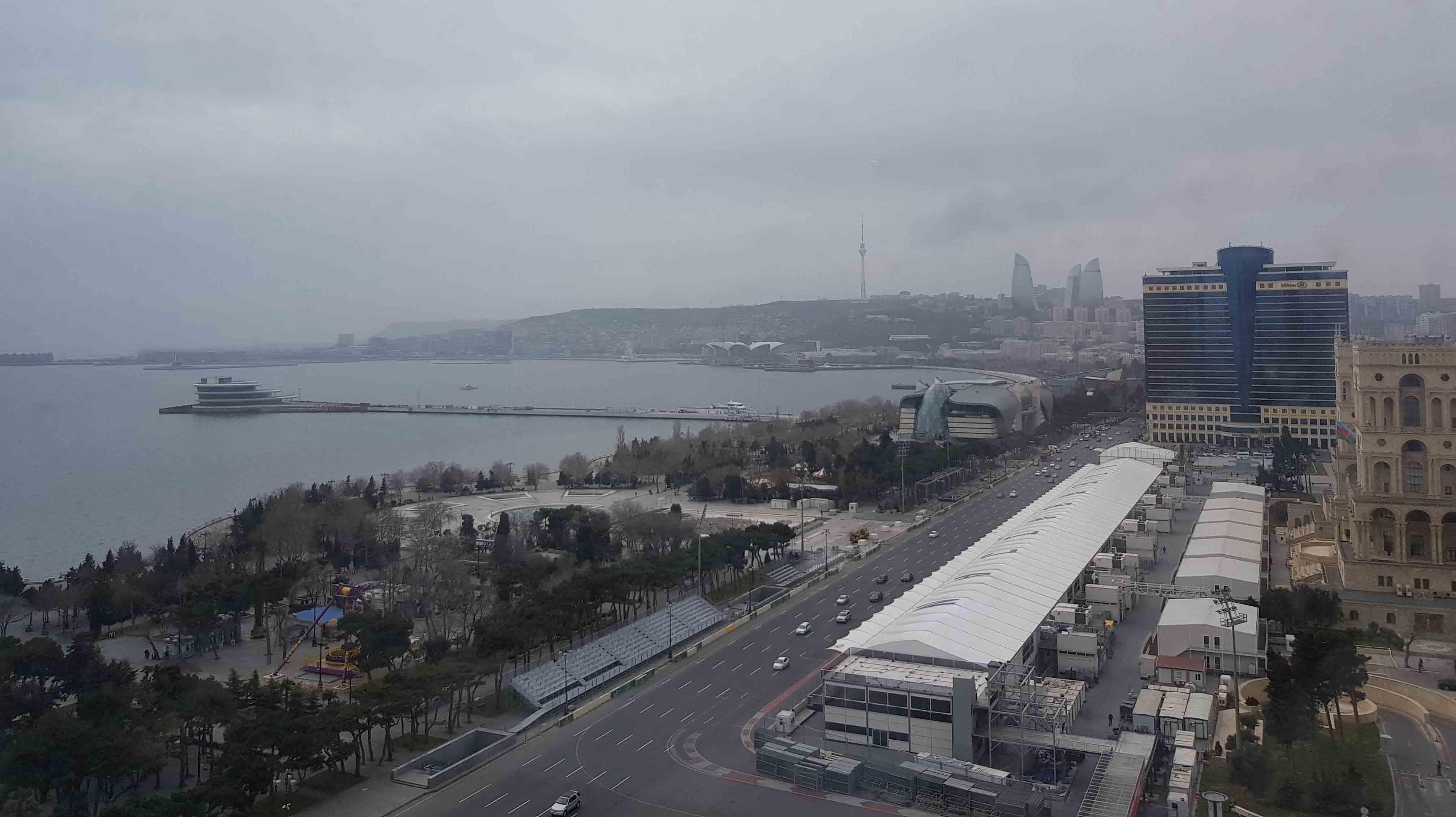 JW Marriott Baku Review