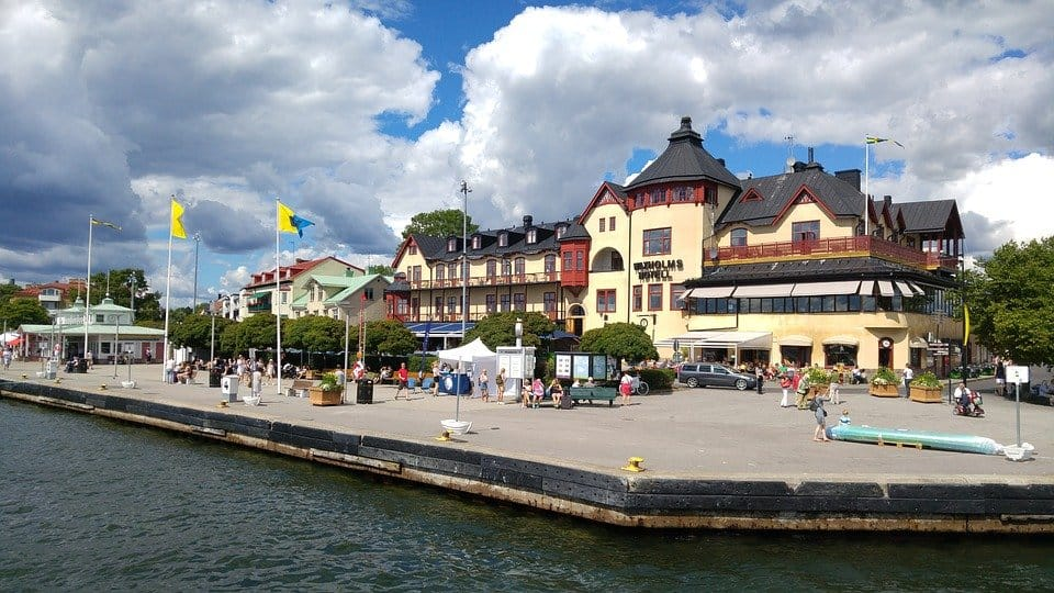 muslim friendly stockholm